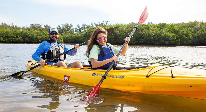 Kayaks and Paddleboards - Ride & Paddle