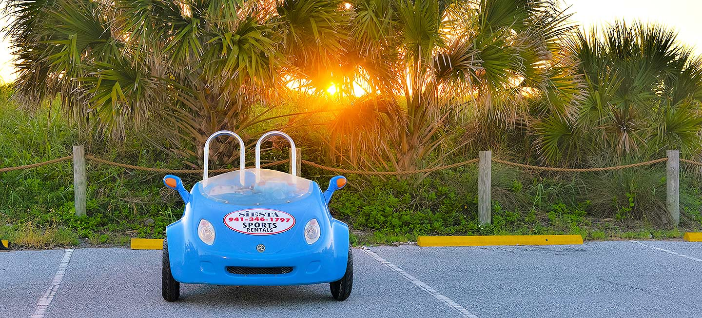 Scooter Rentals Siesta Key - Ride & Paddle
