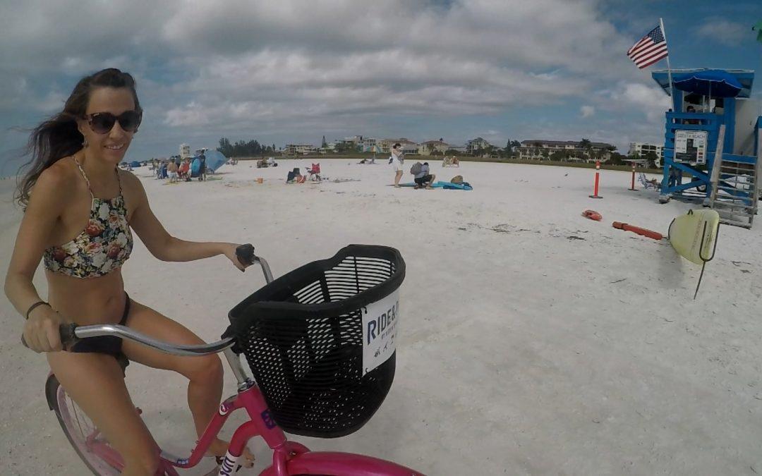 An Unforgettable Ride on a Beach Cruiser